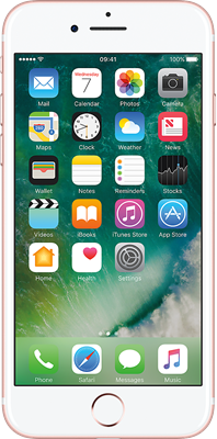 Apple iPhone 7 (128GB Rose Gold) at £10.00 on 4G Essential 30GB (24 Month(s) contract) with UNLIMITED mins; UNLIMITED texts; 30000MB of 4G data. £49.00 a month. Extras: EE: Service Pack Benefits.