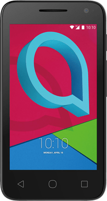 Alcatel U3 3G (4GB Black) at £29.99 on Pay As You Go.