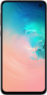 Samsung Galaxy S10e (128GB Prism White) at £10.00 on 4G Essential Unlimited (24 Month(s) contract) with UNLIMITED mins; UNLIMITED texts; UNLIMITEDMB of 4G data. £59.00 a month. Extras: EE: Service Pack Benefits.