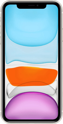 Apple iPhone 11 (128GB White) at £30.00 on 4G Smart Unlimited (24 Month(s) contract) with UNLIMITED mins; UNLIMITED texts; UNLIMITEDMB of 4G data. £74.00 a month. Extras: EE: 1 Smart Benefit + Swap your benefits when you fancy.