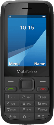 MobiWire Pictor (Black) at £9.99 on Pay As You Go. Extras: Top-up required: £35.