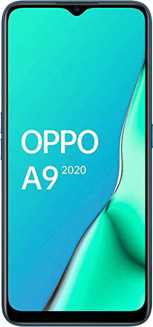 Oppo A9 2020 Dual SIM (128GB Marine Green) on 4G Essential 4GB (24 Month(s) contract) with UNLIMITED mins; UNLIMITED texts; 4000MB of 4G data. £23.00 a month. Extras: EE: Service Pack Benefits.