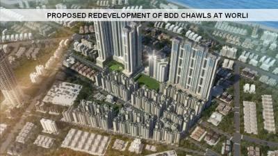 BDD Chawl Redevelopment