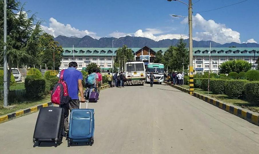 Maharashtra government to buy land to build two tourist resorts in Jammu and Kashmir, Ladakh