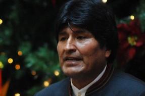 Imagen:Evo Morales | Wikipedia (CC)