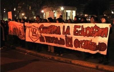 Protesta en Concepción | Cristóbal Bastías