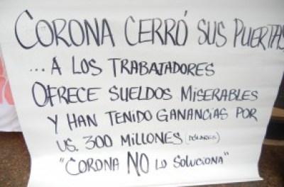 Imagen:Huelga Corona Temuco | Rodrigo Aguilera
