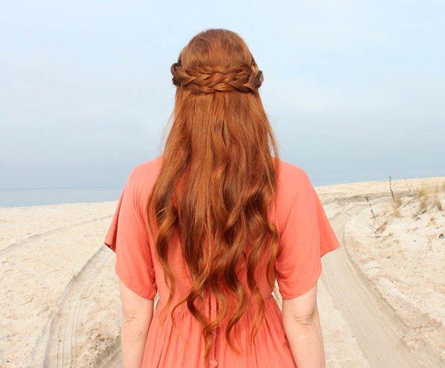 Trenzas y pelo largo   Pinterest