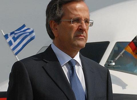 Αντώνης Σαμαράς Πρωθυπουργός της Ελλάδας (CC)