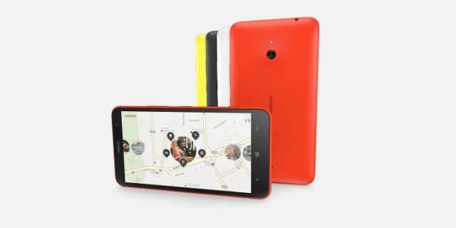 Nokia Lumia 1320 | Nokia