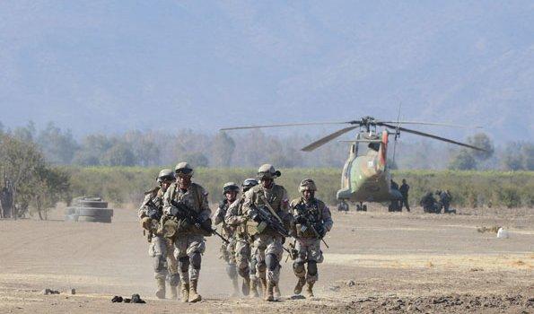 ARCHIVO | Ejército de Chile (cc)