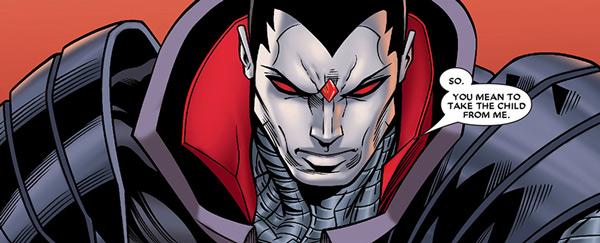Mr. Siniestro / Marvel