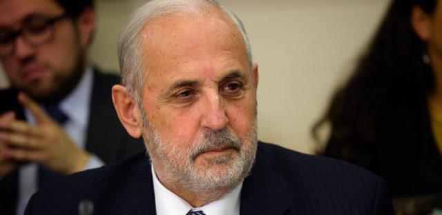 Jorge Abott, fiscal nacional