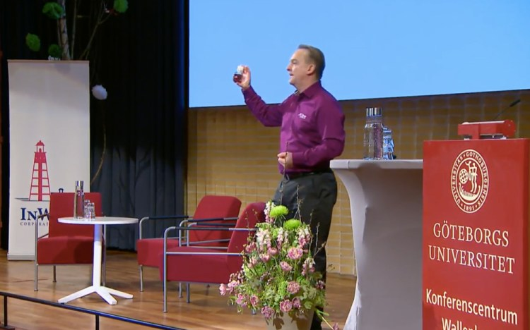 Video: Cline Scientific på Life Science-dagen i Göteborg