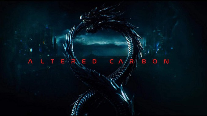 Altered Carbon säsong 2 27 februari 2020