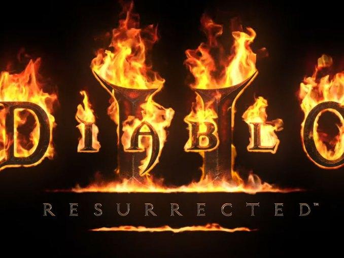 Diablo 2: Resurrected till PC och konsol under 2021