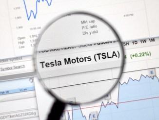 Teslas galna uppgång