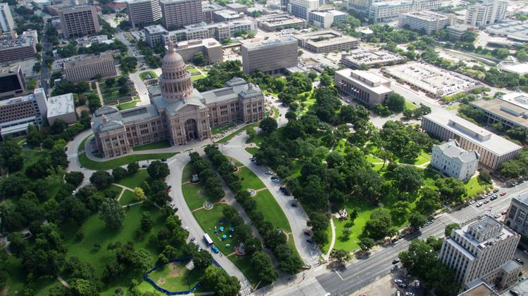 Texas held on to its second-place rank on CNBC's annual list of the best states for business.