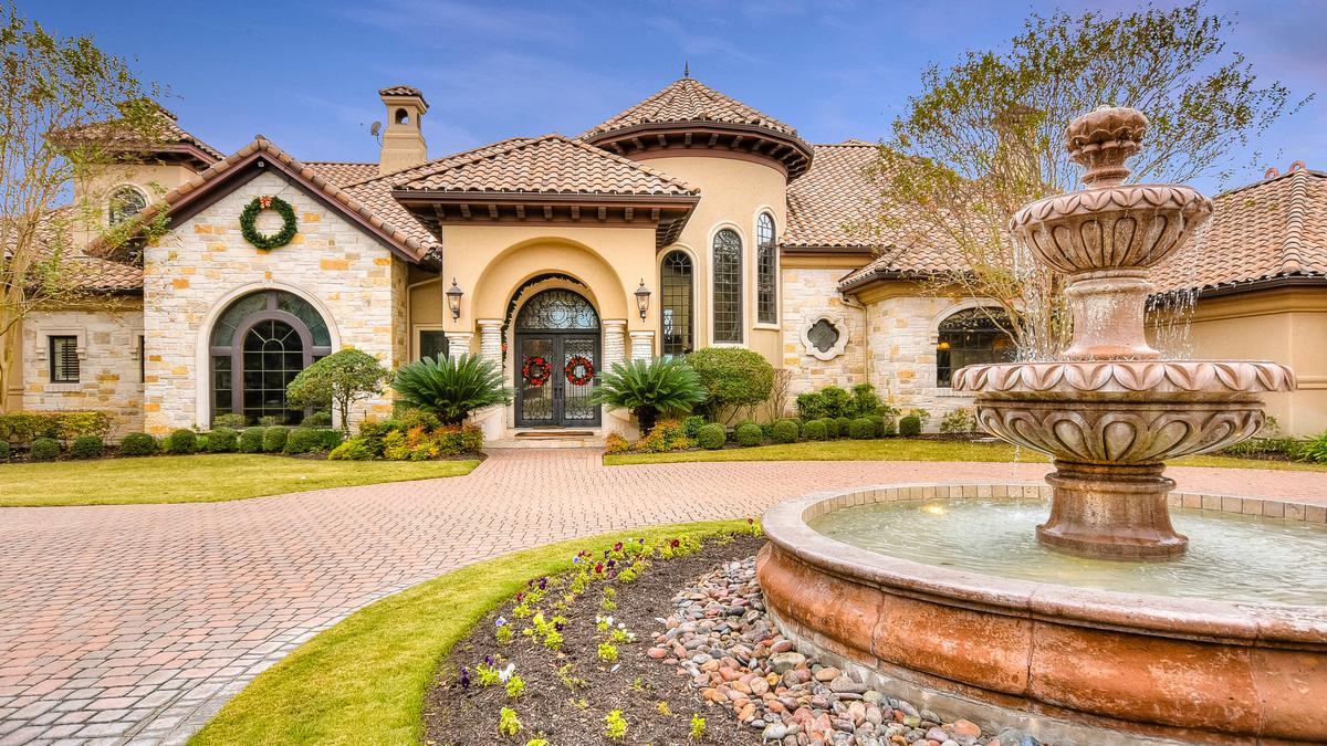 Austin Mansion That Was Home To UT Football Coach Charlie