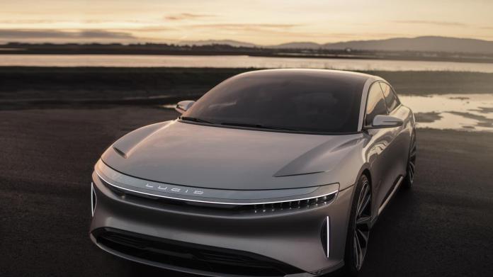 Lucid Motors Prepares To Build Luxury Electric Sedans In Casa Grande Phoenix Business Journal