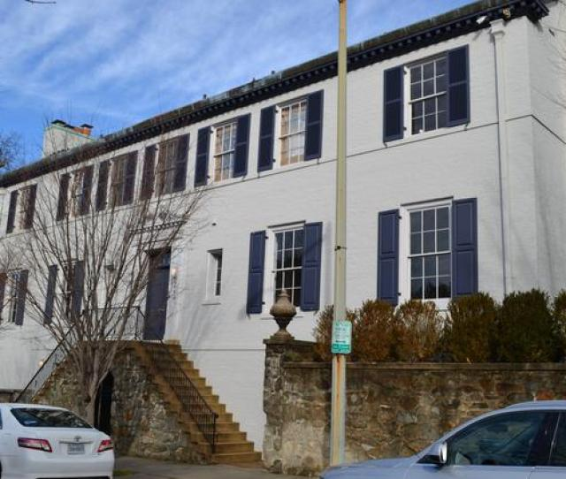 Ivanka Trumps New D C House Was Recently Renovated The Architect Gives Us The Details