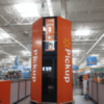 Online order pickup kiosks debut at six Wal-Mart locations in South Florida