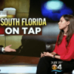 CBS4 talks South Florida's booming beer industry with Ventures Reporter Debora Lima