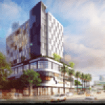 Developer proposes mixed-use tower in Edgewater, highlighted by hotel