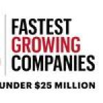 2018 Fastest-Growing Companies: Revenue Under $25 Million