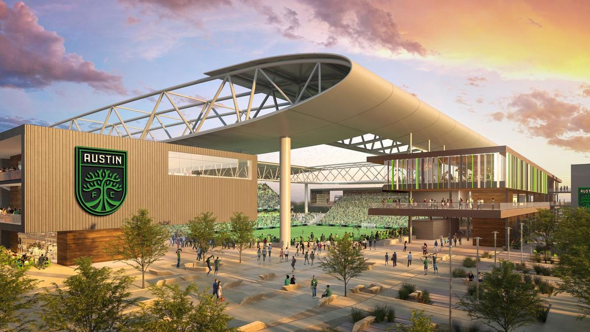 Austin MLS team finalizes $225M stadium deal - Austin Business Journal