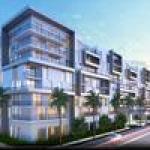Apartments at Dania Pointe break ground
