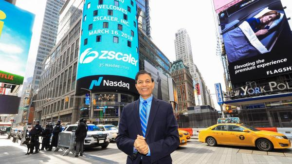 Zscaler recovery stumbles after outlook disappoints Wall Street - Silicon Valley Business Journal