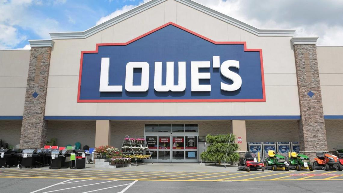 Lowe S Opens In Holly Springs Amid Boom In Home Improvement Spending Triangle Business Journal