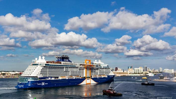 Celebrity Cruises plans to sail from Port Everglades June 26 with fully vaccinated crew, passengers - South Florida Business Journal