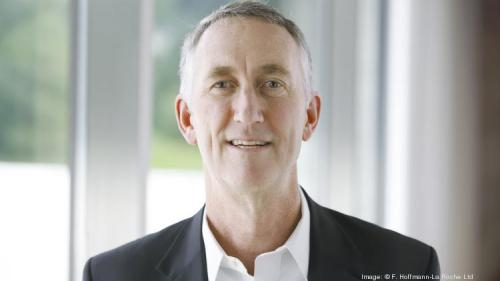 Daniel O'Day is the chairman and CEO of Gilead Sciences Inc.