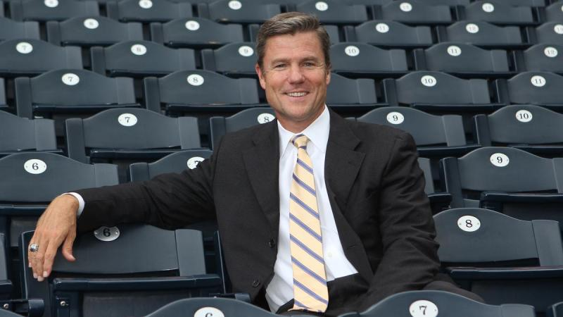 Pirates announce team president Frank Coonelly is stepping down - Pittsburgh Business Times