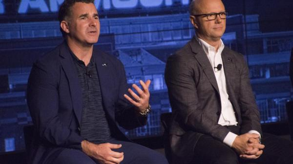Under Armour CEO Kevin Plank stepping down - Washington Business Journal