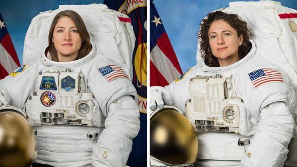 All-woman spacewalk set for this week - Bizwomen