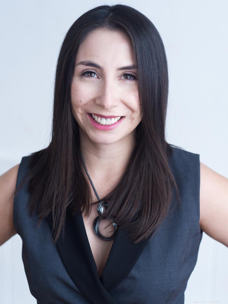 Angelica Bruhnke, cofounder and CEO, Versatile MED.