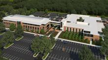 FIRST LOOK: The University Of Maryland Upper Chesapeake Health Medical Center In Aberdeen