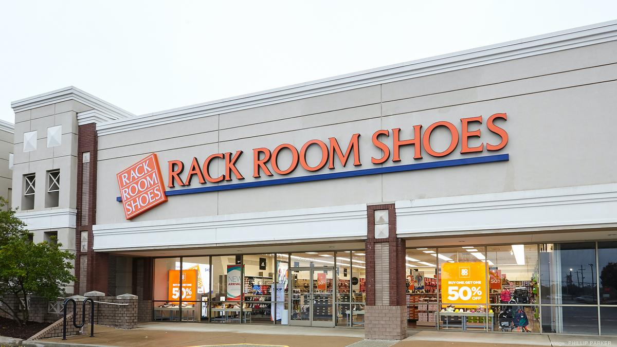 rack room shoes opens new location in
