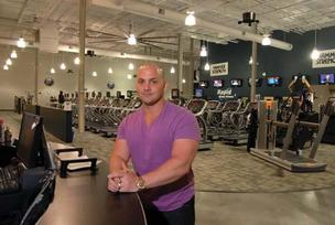 Michael Rattenni, owner of Rapid Fitness, sold two of his fitness centers to Retro Fitness