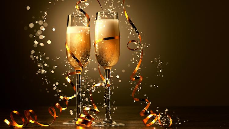 Image result for celebration with champagne