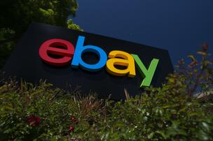 EBAY EARNS