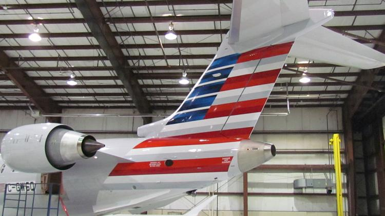 Resultado de imagen para PSA Airlines, maintenance base in Pensacola