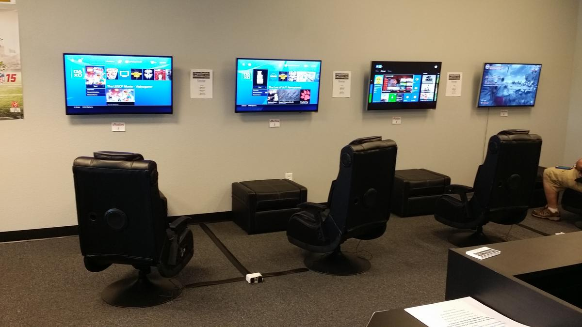 Gamerz Phunk Lab Combines Store With Gaming Lounge