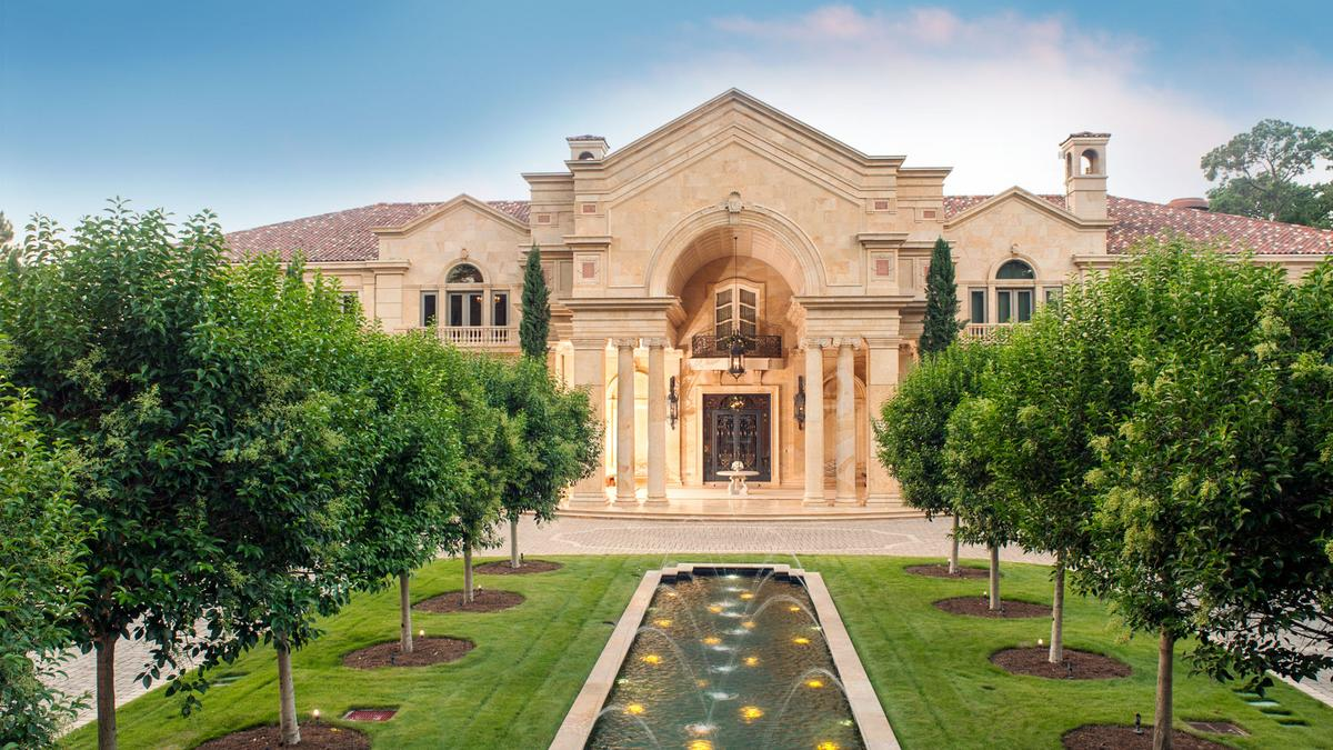 Best Kitchen Gallery: Top 25 Most Expensive Houston Neighborhoods To Buy A House of Biggest Homes In Houston Tx on rachelxblog.com