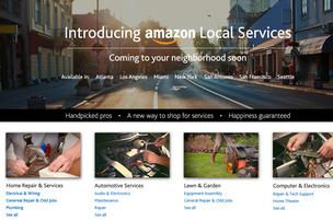 Amazon Local Services