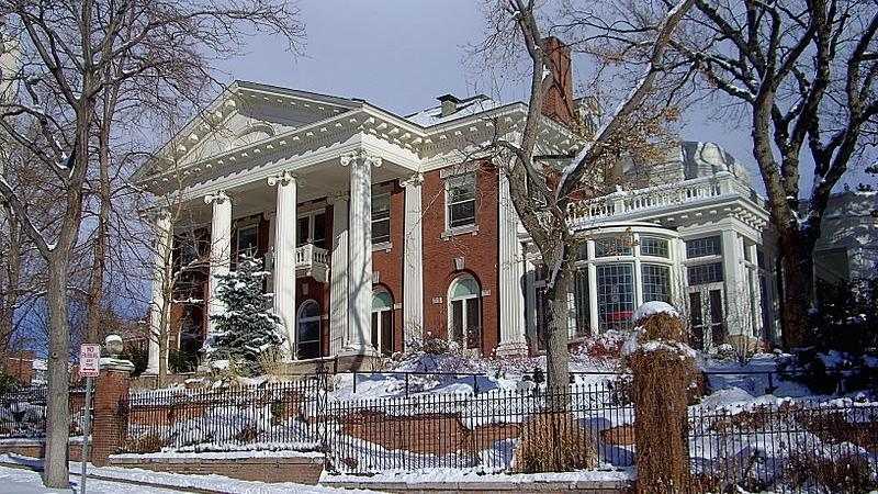 Colorado Governors Mansion Is Among The 10 Largest In The