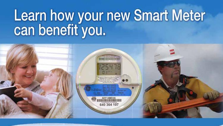 AEP says smart meters allow the utility to quickly diagnose power outages and spot problems before the power actually goes out.